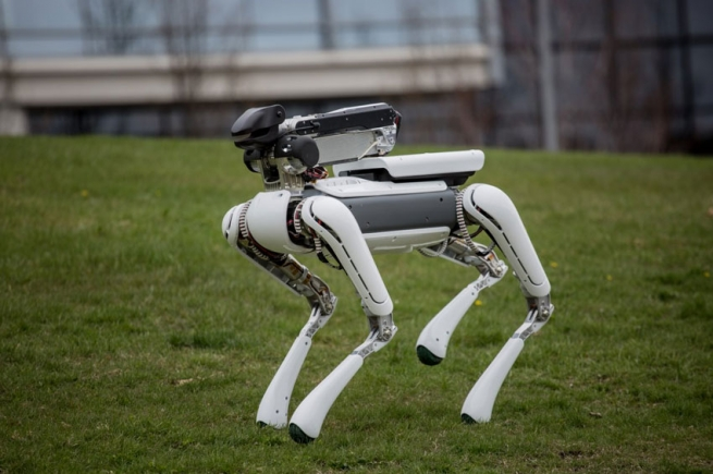 Boston Dynamics в 2019 году начнет продажи роботов-собак