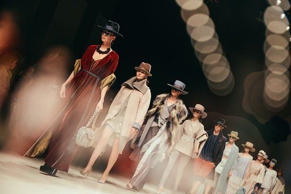 22 октября состоялся Mercedes-Benz Fashion Day Saint Petersburg