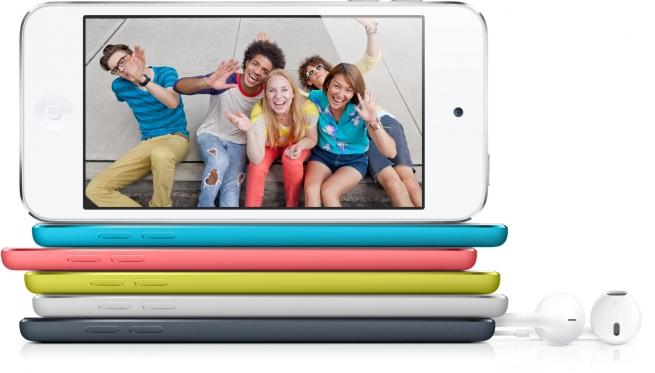 Вышел бюджетный iPod Touch с камерой от Apple