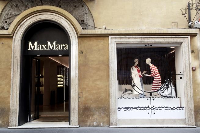 Fashion-дайджест: новые бренды Max Mara и возможное объединение Valentino с Balmain