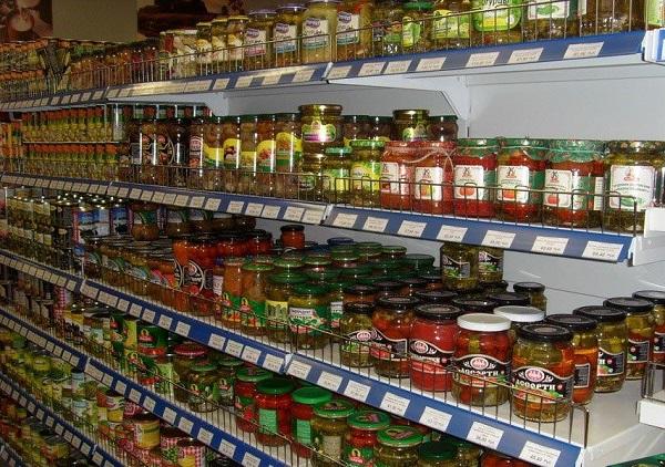 В России растет спрос на консервы