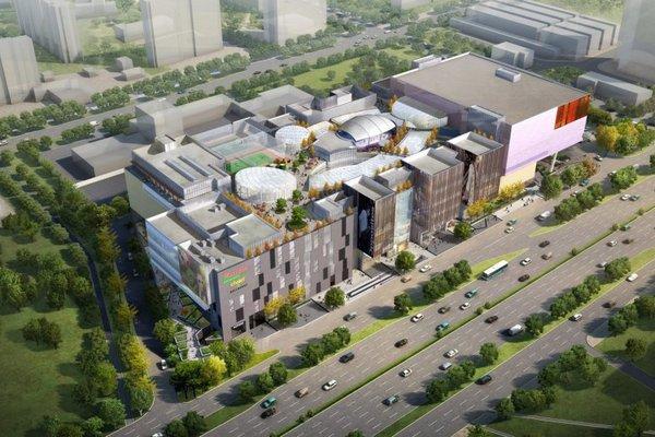 Новый торговый центр появится в Мытищах - New Retail a9ad689e89c