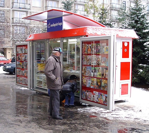 Проблема демонтажа киосков в Москве дошла до уровня президента
