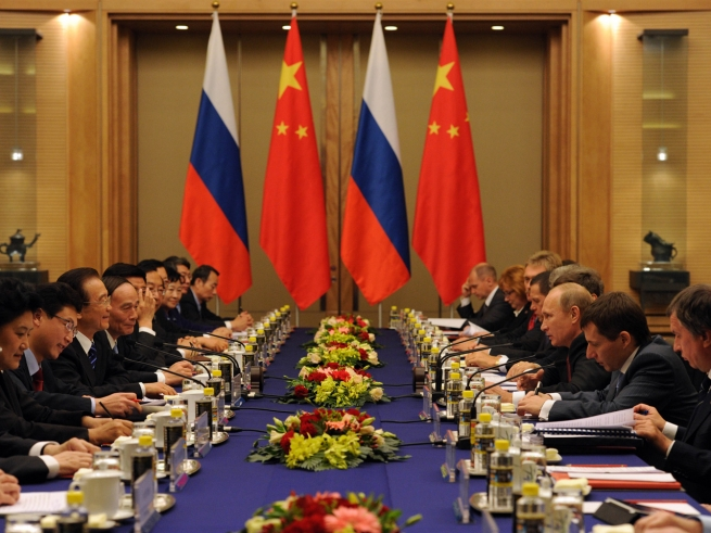 Объем торговли между Россией и Китаем вырос на 7,1%