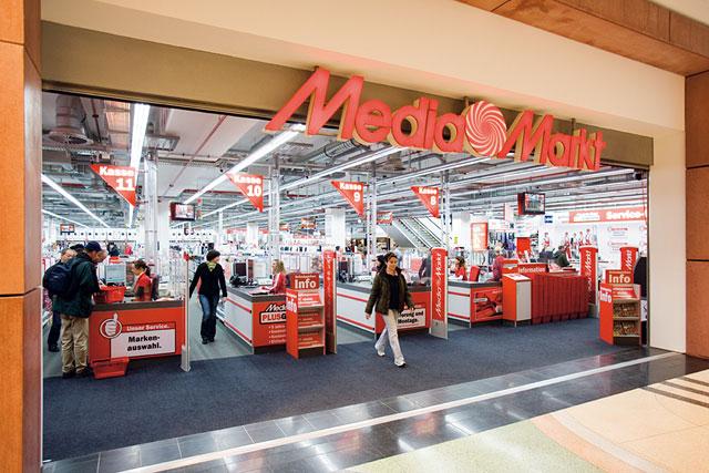 Media Markt уходит в Интернет