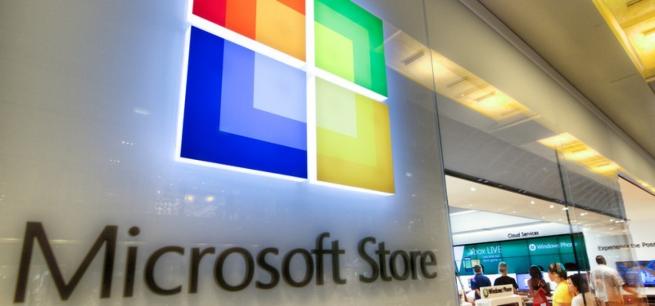 Microsoft установит в своих магазинах роботов