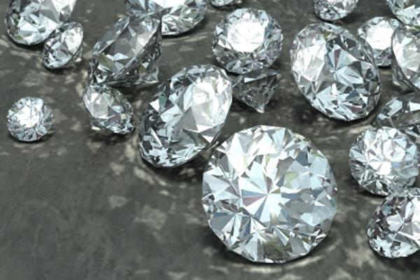 Экспорт российских алмазов вырос на 7,7% в 2014 году