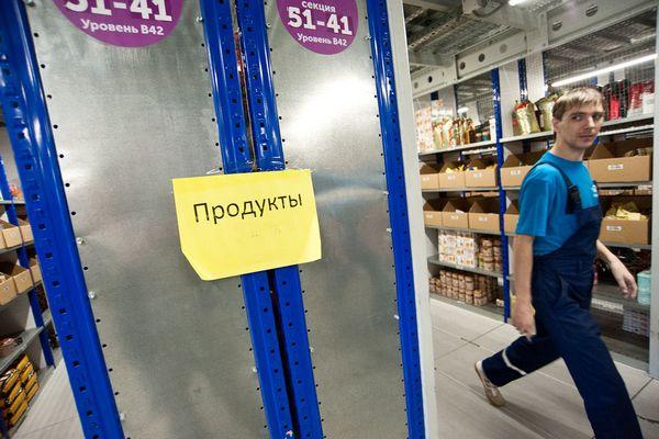 Крупнейшие ритейлеры предупредили о возможном дефиците продуктов питания
