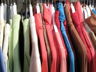 В России существует большой спрос на качественную одежду и обувь