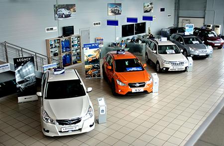 Россияне потратили на приобретение новых машин 2,3 трлн рублей в 2014 году