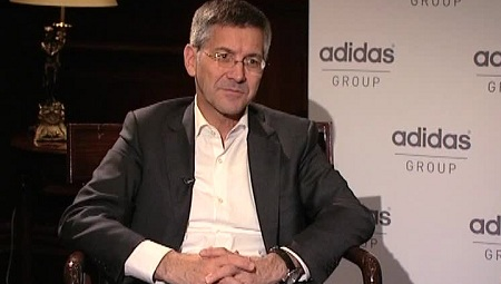 В Adidas довольны российским рынком