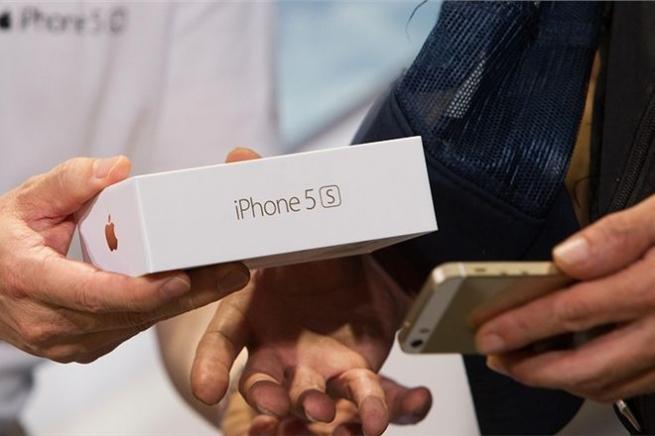 Восстановленный iPhone 5S стал самым продаваемым смартфоном в РФ