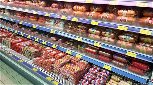 В магазинах Пскова начали продвигать местные продукты