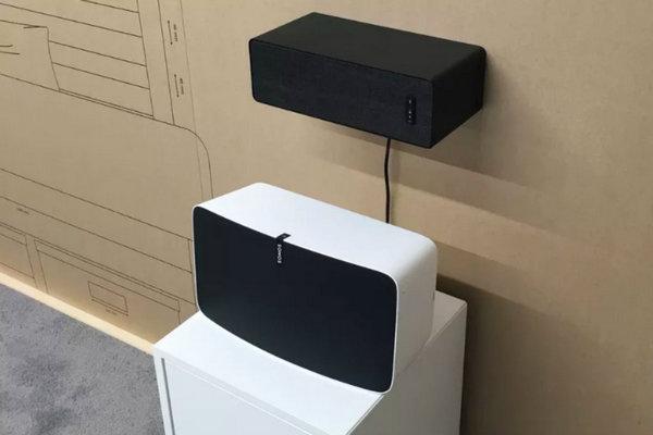 IKEA показала «умные» колонки, которые можно использовать как полки