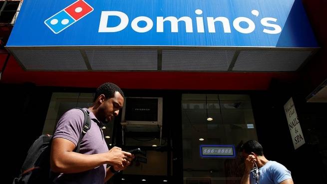 IPO франчайзи Domino s Pizza прошло по нижней границе - New Retail d0d235be7c3