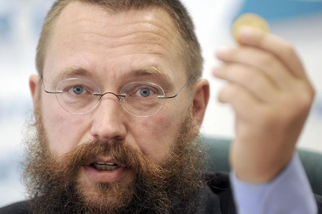 Герман Стерлигов открыл магазин биткоинов для состоятельных людей