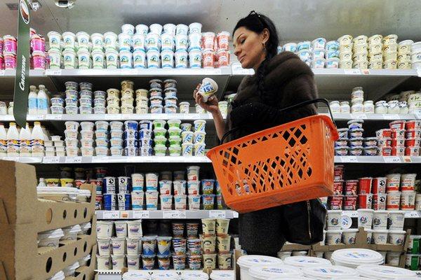 Маркировка продуктов цветами светофора начнется в России летом