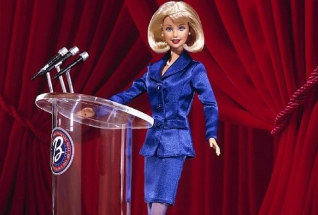 Американский производитель Barbie выпустит куклу-президента