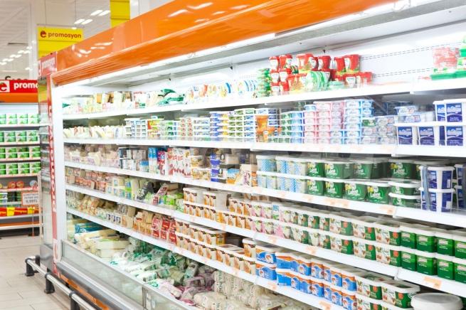 A5 закрепляется в супермаркетах