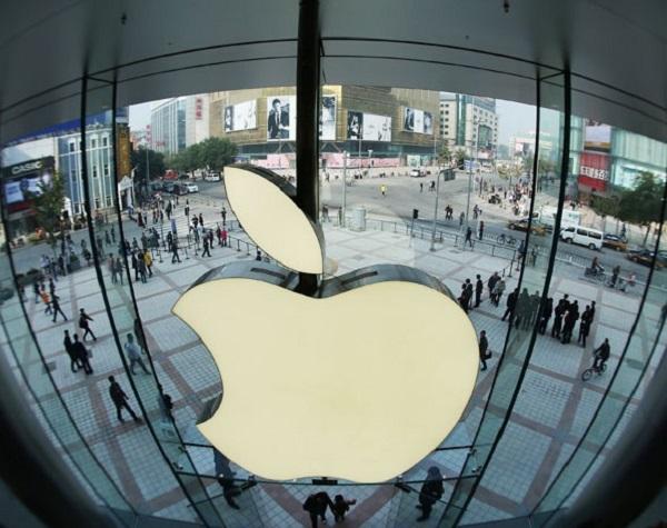 Apple стала самой дорогой американской компанией в истории