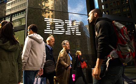Корпорация IBM уволит четверть своего штата