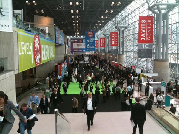 В Нью-Йорке состоялась выставка инноваций в сфере ритейла