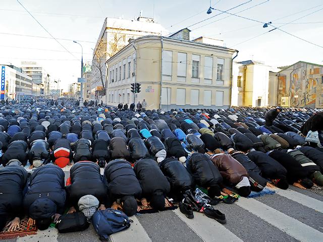 Во время Курбан-Байрама в центре Москвы запретят продавать алкоголь
