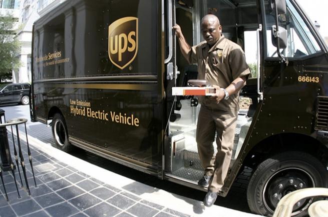 UPS прекращает доставку посылок в РФ физическим лицам