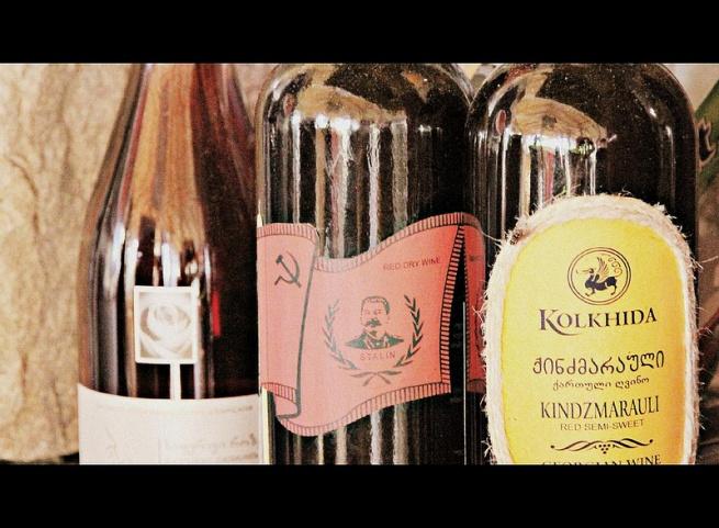 Грузины выпустили вино «Сталин»