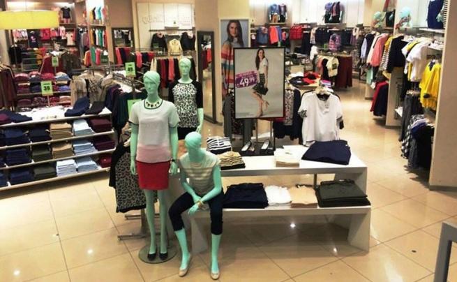 Турецкий ритейлер DeFacto открыл первые магазины в России