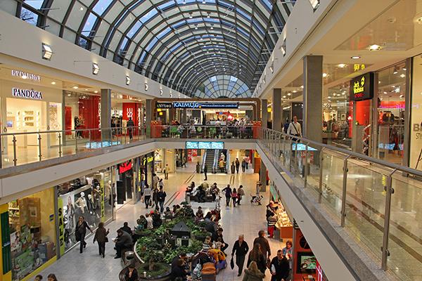 РИА: Екатеринбург лидирует по обеспеченности торговыми центрами по итогам на 2014 год