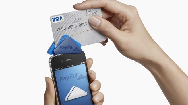 PayPal запустил приложение для мобильных устройств