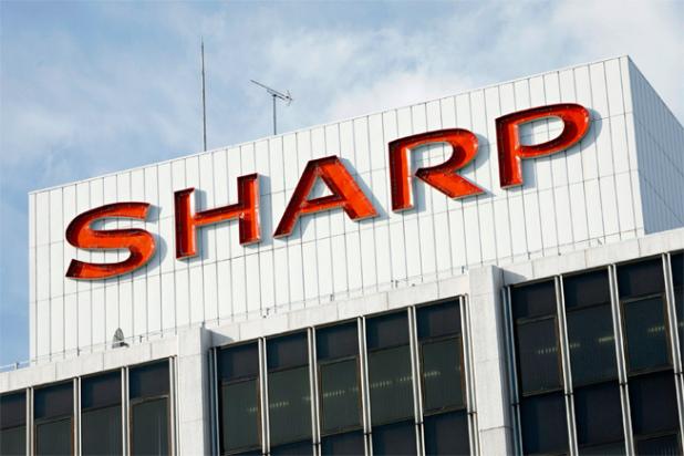 Sharp впервые за три года получил прибыль