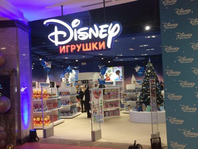 d7bed76ef882f4 В Москве открылся первый магазин «Disney Игрушки» - New Retail
