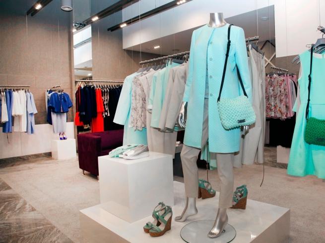 В «АФИМОЛЛ Сити» открылся концептуальный бутик Ketroy