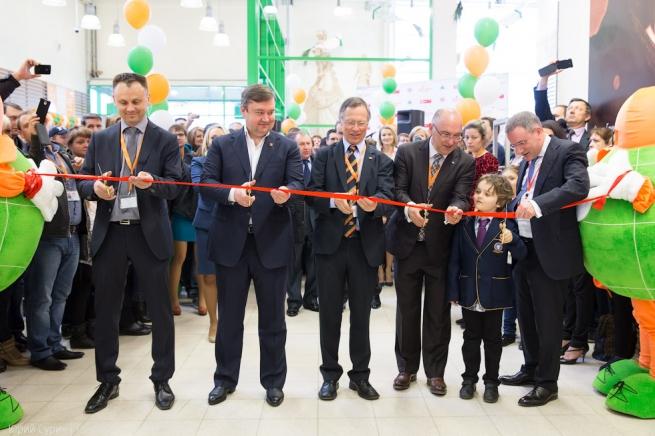 В Твери  открылся Торговый Парк N1