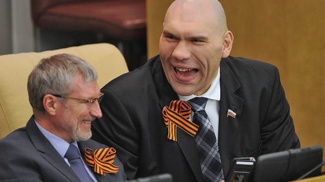 Госдума приняла в первом чтении закон о плате за полку
