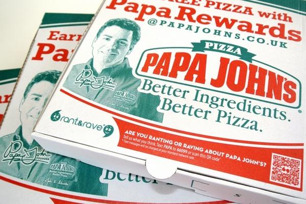 ФАС возбудила дело против пиццерии Papa John's за использование символики ФИФА