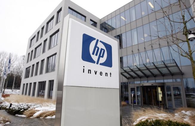 Hewlett-Packard собирается разделить бизнес на две компании