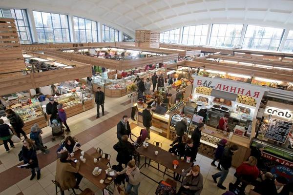 Усачевский рынок в Москве закрыт по решению суда