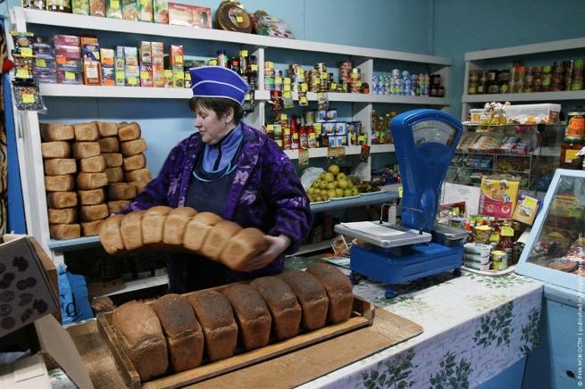 Российские власти определились с количеством магазинов в населенных пунктах