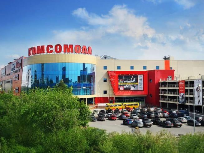 Красноярский «КомсоМОЛЛ» получил разрешение на открытие
