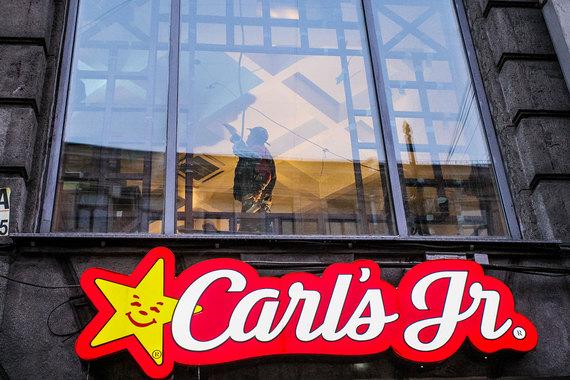 Новый франчайзи Carl's Jr. в Петербурге перекупило все оборудование у своего предшественника