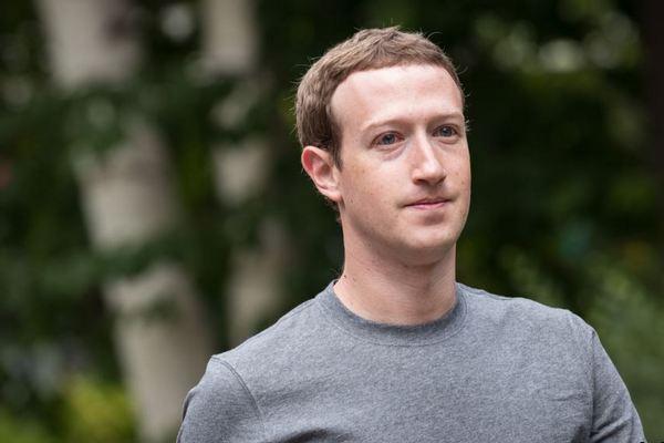 Инвесторы потребовали ухода Марка Цукерберга с поста главы Facebook