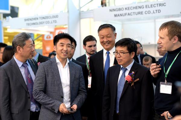 Завершилась национальная выставка качественных потребительских товаров из Китая