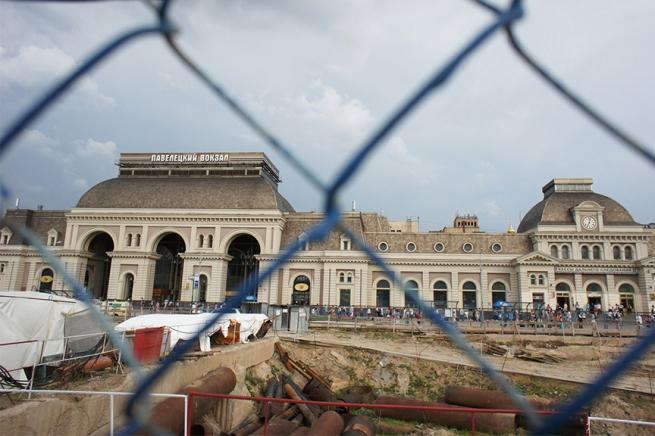 К строительству ТЦ на Павелецкой приступят в сентябре 2018 года ... e874ec553ea