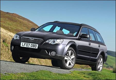 Компания Subaru остановила продажи некоторых моделей в РФ