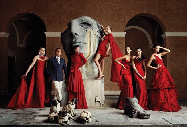 Модный дом Valentino может выйти на IPO