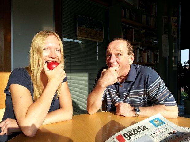 Польские СМИ запустили флешмоб из-за запрета импорта яблок в РФ