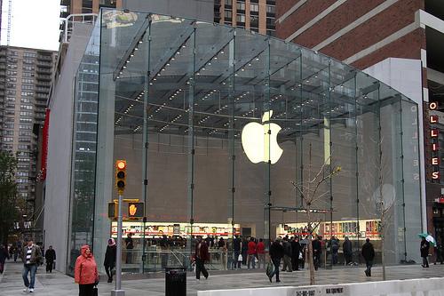 Apple откроет первый магазин в Южной Корее